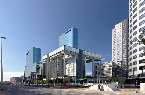 Hoofdkantoor Unilever / Headquarters Unilever ( J. Hoogstad )