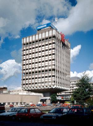 Girokantoor Leeuwarden  / Giro Office Leeuwarden  ( A. Bonnema )
