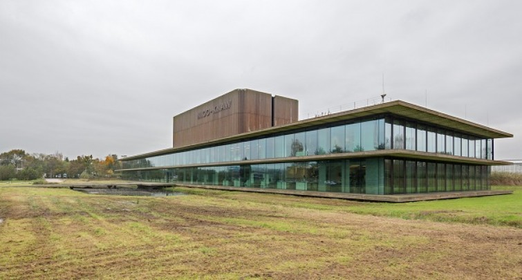 Onderzoeksinstituut NIOO-KNAW / Research Centre NIOO-KNAW (Netherlands Institute for Ecology) ( Claus en Kaan architecten )