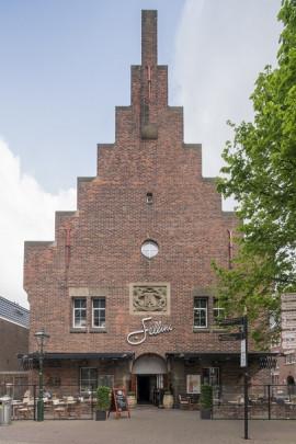 Politiebureau Alkmaar / Police Station Alkmaar ( A.J. Kropholler )