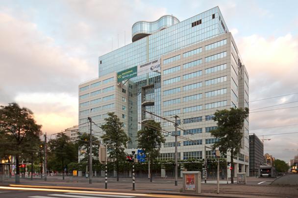 Hoofdkantoor Stad Rotterdam / Headquarters Stad Rotterdam ( ZZ&P )