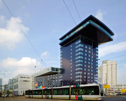 Hotel Inntel Rotterdam / Hotel Inntel Rotterdam ( Tuns + Horsting )