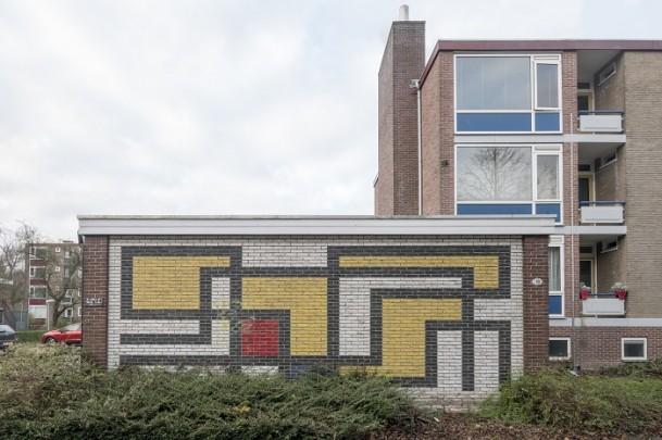 Ketelhuizen Selwerd / Boilerhouses Selwerd ( J. Martini, S.J. van den Berg )