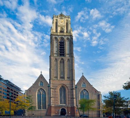 Laurenskerk Rotterdam / Laurenskerk Rotterdam ( Architect onbekend )