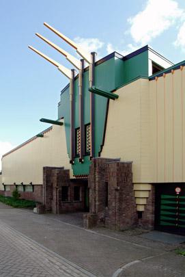 Gemeentelijk Sportpark Hilversum / City Sports Park Hilversum ( W.M. Dudok )