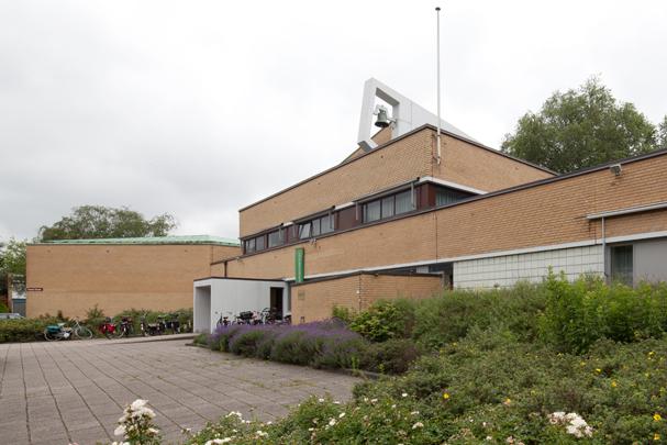 NH Thomaskerk Amsterdam / Thomas Church Amsterdam ( K.L. Sijmons Dzn. )