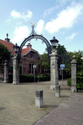 Snouck van Loosenpark / Snouck van Loosenpark ( C.B. Posthumus Meyjes sr. )