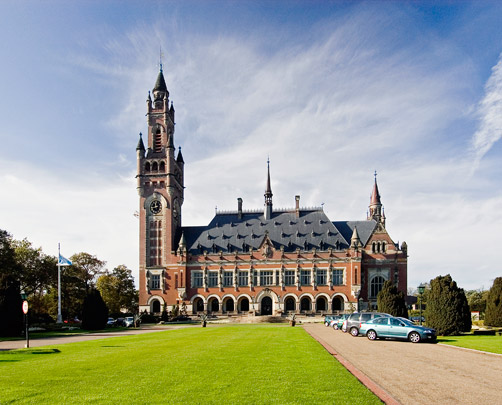 Vredespaleis / Peace Palace ( L.M. Cordonnier, J.A.G. van der Steur )