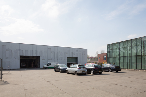 Bedrijfsgebouw Van Schaik / Industrial Building Van Schaik ( Claus en Kaan )