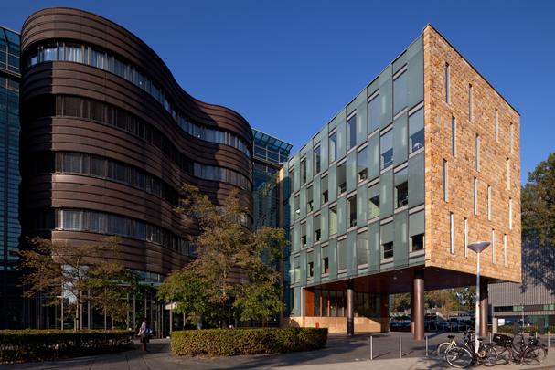 Kantoorgebouw Forum / Office Building Forum ( Atelier Pro )