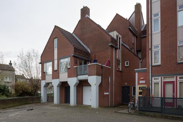 Woningbouw Hoek II / Housing Hoek II ( P.P. Hammel )