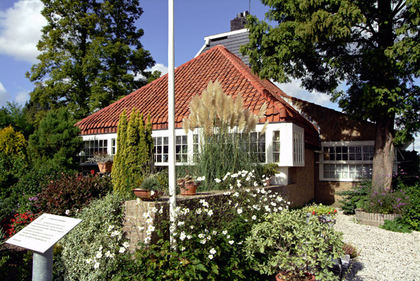 Woonhuis Barendsen / Private House Barendsen ( M. de Klerk )