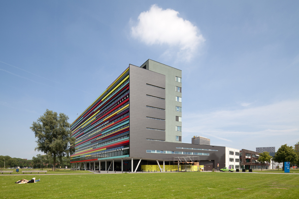 Faculteit Educatie Utrecht / Faculty of Education Utrecht ( Ector Hoogstad )