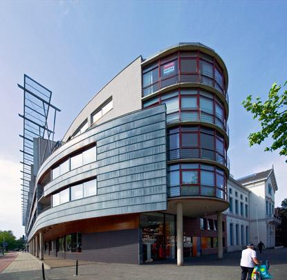 Woningbouw met winkels Rochussenstraat / Housing and Shops Rochussenstraat ( Mecanoo )