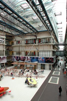 Academisch Medisch Centrum / Academic Medical Centre ( Duintjer, Istha, Kramer, Van Willegen; D. van Mourik )