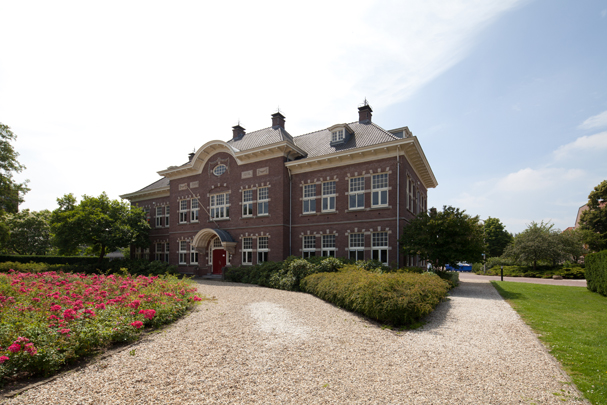 Kromhoutkazerne (University College) / Kromhoutkazerne (University College) ( P.J. Post van der Steur )