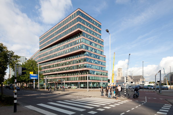 Kantoorgebouw Blaak 31 / Office Building Blaak 31 ( KCAP Architects and Planners )
