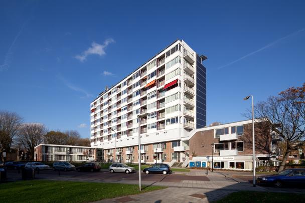 Woongebouw Die Delfgauwse Weije / Housing Block Die Delfgauwse Weije ( S.J. van Embden )