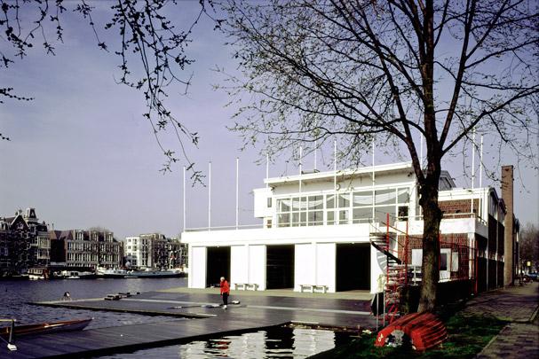 Roeivereniging De Hoop / Rowing Club De Hoop ( A. Komter )
