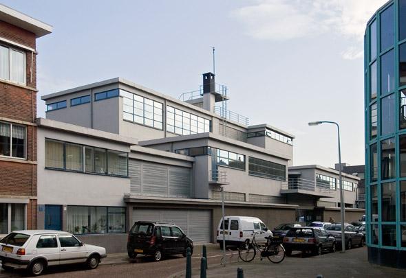 Derde Ambachtsschool Scheveningen / Technical School Scheveningen ( J. Duiker )