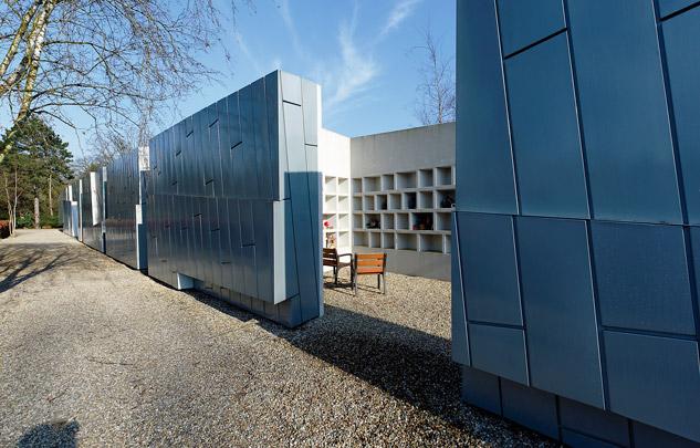 Asbestemmingsgebied De Nieuwe Ooster / Memorial Park De Nieuwe Ooster ( Karres Brands )
