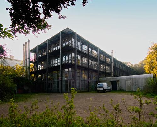 Jeugdherberg Ockenburgh / Youth Hostel Ockenburgh ( F. van Klingeren )