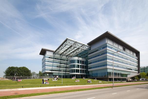 Faculteit Bètawetenschappen / Faculty Bètawetenschappen ( Architectuurstudio HH )