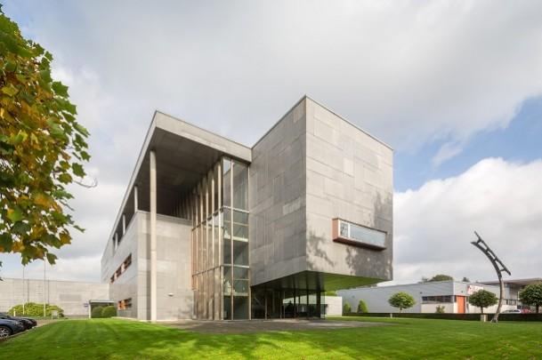 Bedrijfsgebouw NUON / Industrial Building NUON ( BDG )