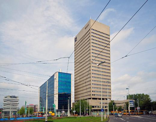 Kantoorgebouw Shell Rotterdam (uitbreiding) / Office Building Shell Rotterdam (extension) ( P. Zanstra (Zanstra De Clercq Zubli & Lammertsma) )