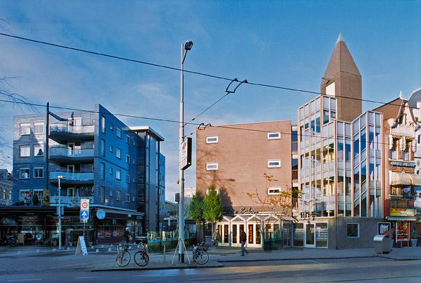 Woningbouw Josephstraat/Rijnhoutplein / Housing Josephstraat/Rijnhoutplein ( P.D. Weeda; De Nijl )