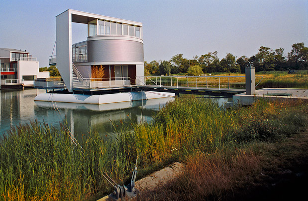 Woningbouw De Veersche Poort / Housing De Veersche Poort ( Diverse architecten )