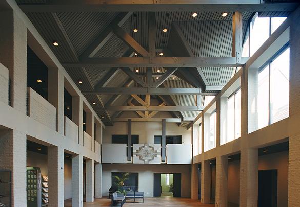 Raadhuis Oirschot / Town Hall Oirschot ( G.M.C. Wijnen, A.J.C. van Beurden )