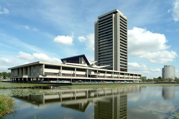Provinciehuis Noord-Brabant / Provincial House Noord-Brabant ( Maaskant, Van Dommelen, Kroos )