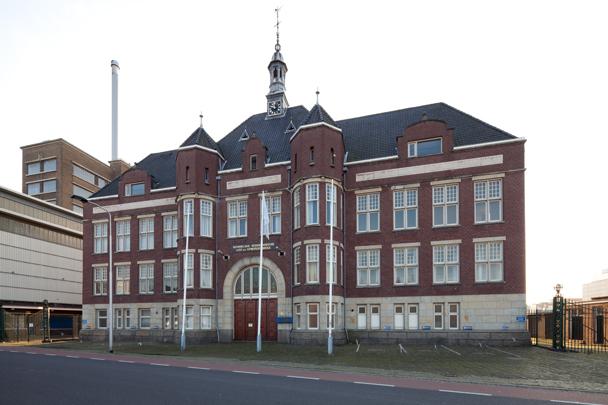 Kantoorgebouw Koninklijke Nederlandsche Gist- en Spiritusfabriek / Office Building Koninklijke Nederlandsche Gist- en Spiritusfabriek ( B. Schelling Azn., K. Muller )