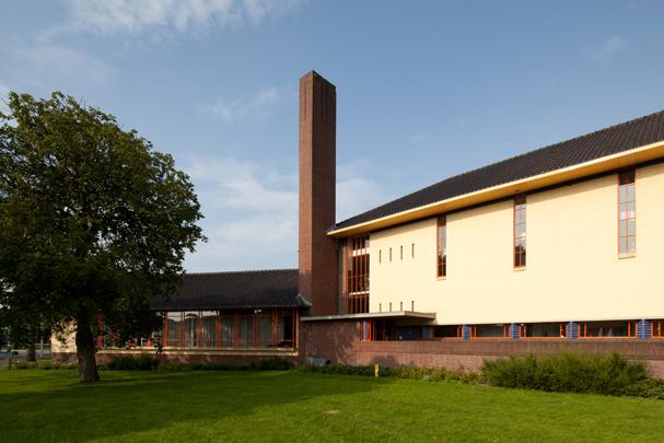 Multatulischool Hilversum / Multatulischool Hilversum ( W.M. Dudok )