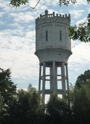 Watertoren Rijswijk / Water Tower Rijswijk ( N. Biezeveld )