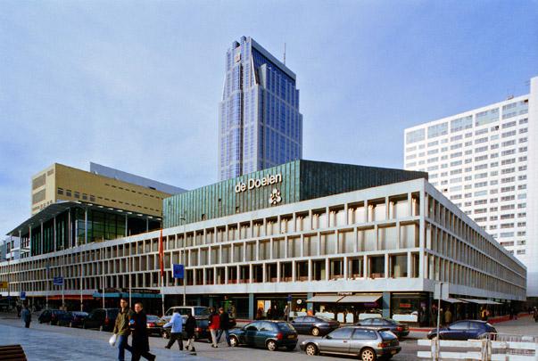 Concertgebouw De Doelen / Concert Centre De Doelen ( E.H.A. & H.M.J.H. Kraaijvanger, R.H. Fledderus )