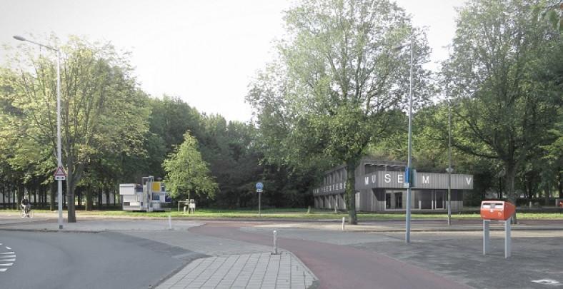 Van Eesterenmuseum / Van Eesteren Museum ( Korteknie Stuhlmacher )