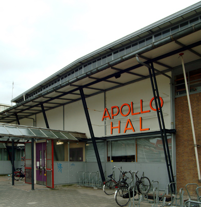 Tennis- en Tentoonstellingshal Apollo / Tennis and Exhibition Hall Apollo ( A. Boeken, W.J.G. Zweedijk )