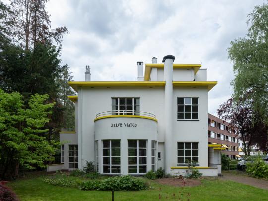 Woonhuis Salve Viator / Private House Salve Viator ( J. Temme )