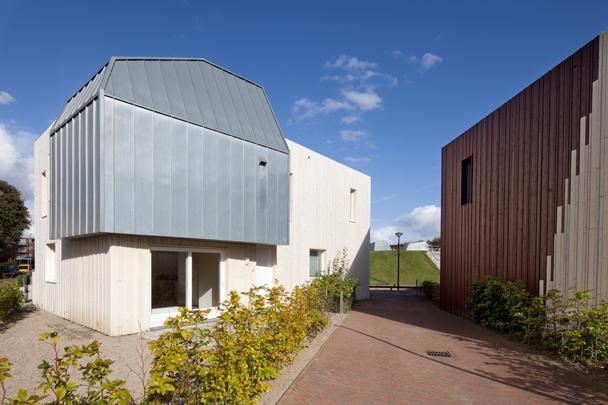 Woningbouw Co-housing / Housing Co-housing ( 24H , Van Bergen Kolpa, Opmaat )